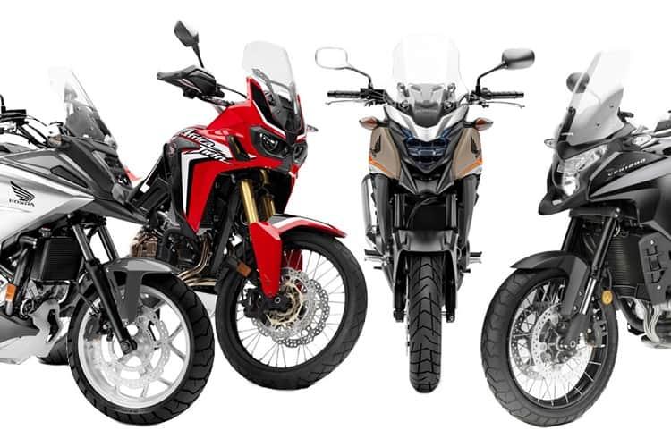 Adventure Motorcycles 3