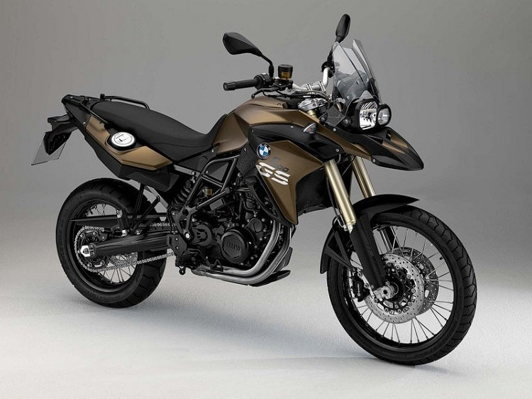 Adventure Motorcycles - BMW F800GS (3)