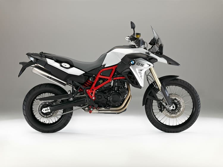 Adventure Motorcycles - BMW F800GS