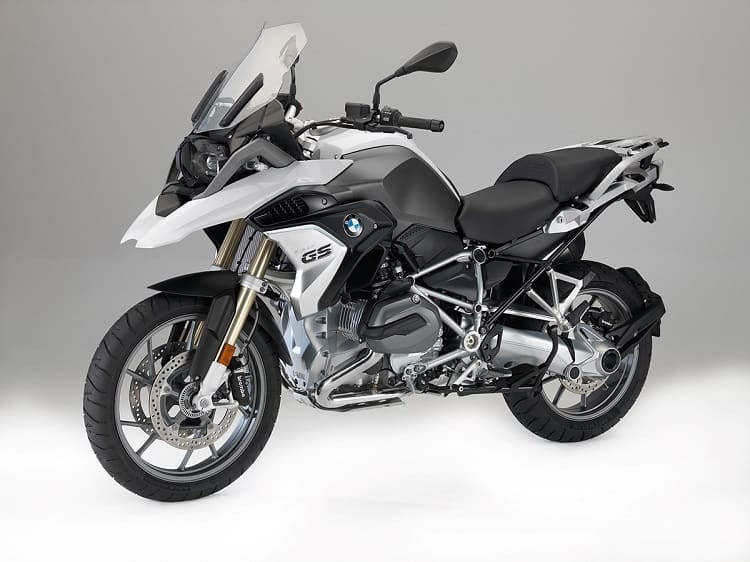 Adventure Motorcycles - BMW R1200GS (3)