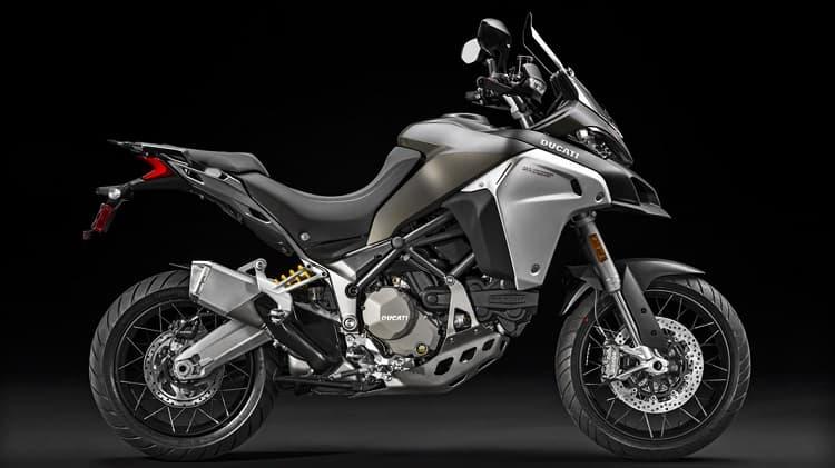 Adventure Motorcycles - Ducati Multistrada 1200 Enduro
