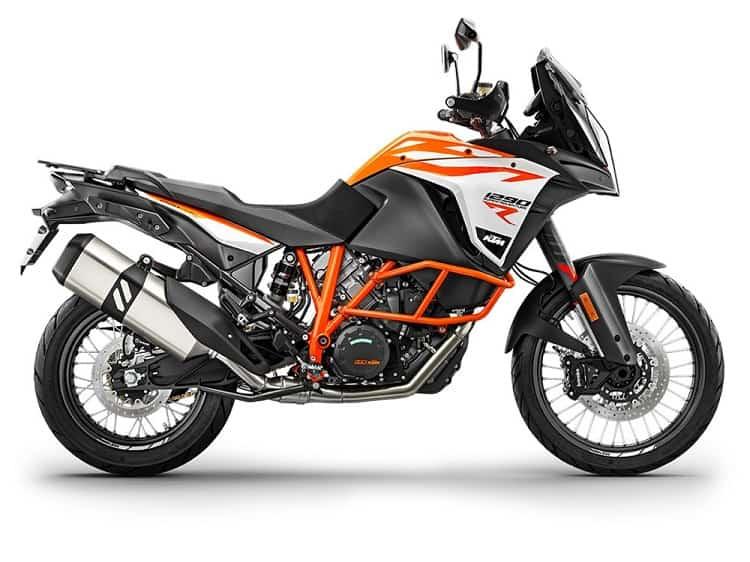 Adventure Motorcycles - KTM 1290 Super Adventure R (2)