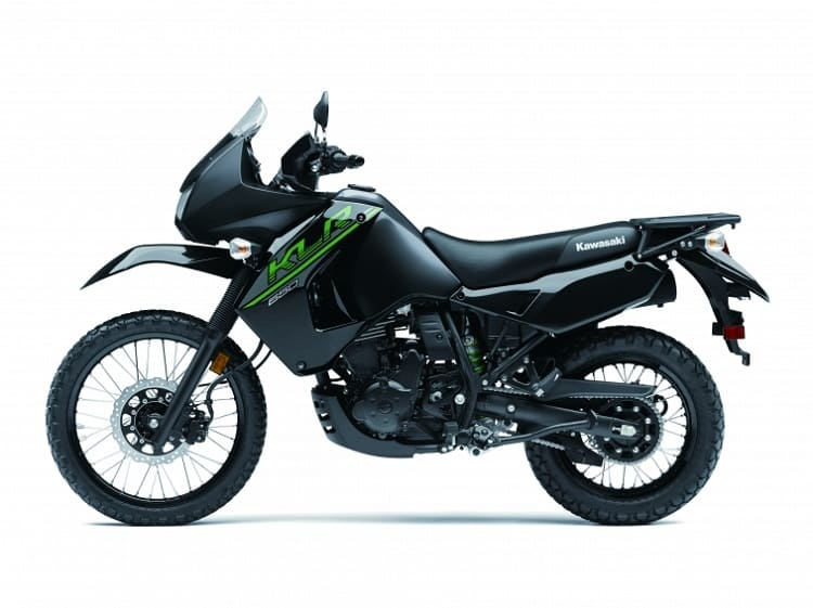 Adventure Motorcycles - Kawasaki KLR650
