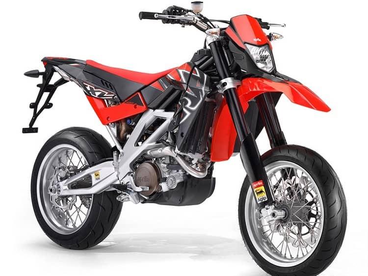 Aprilia SXV550 (2)- Best Supermoto Bikes