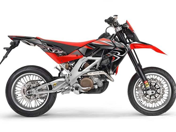 Aprilia SXV550 - Best Supermoto Bikes