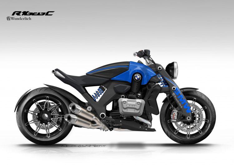 BMW R1600C Concept - BMW Cruiser 5