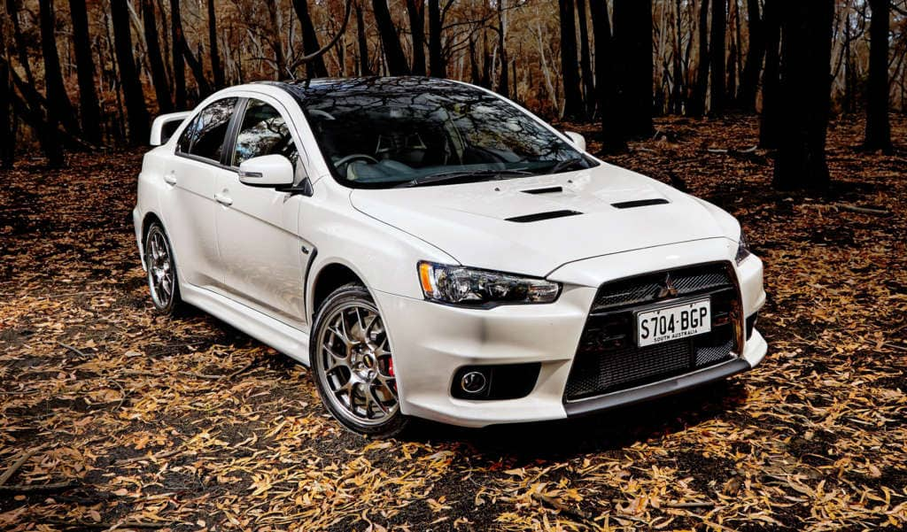 Cars Being Discontinued In 2018 - Mistubishi Lancer