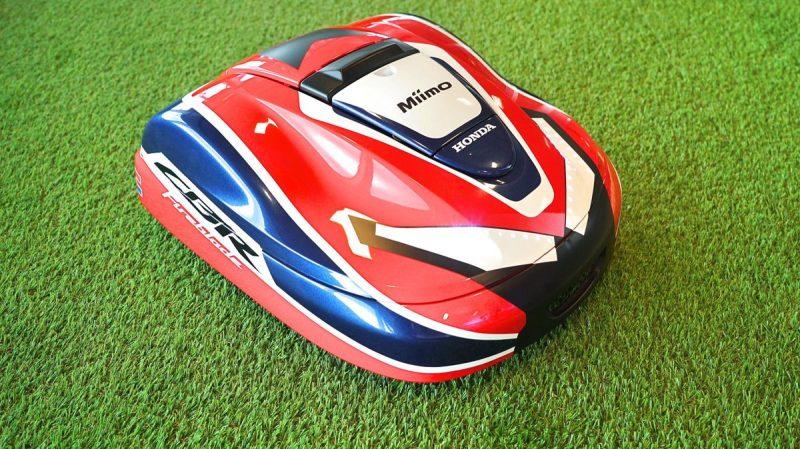 Honda CBR Lawnmower 2