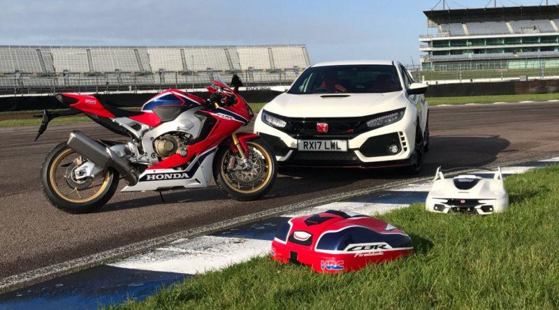 Honda CBR Lawnmower