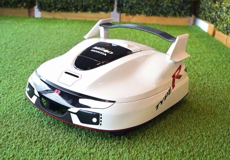 Honda Type R Lawn Mower - 3