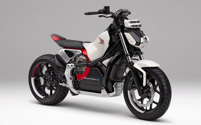 Honda Riding Assist-e 1