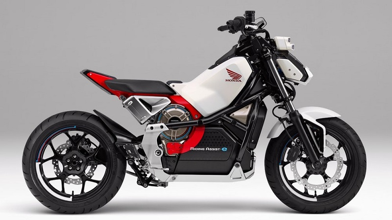 Honda Riding Assist-e 6