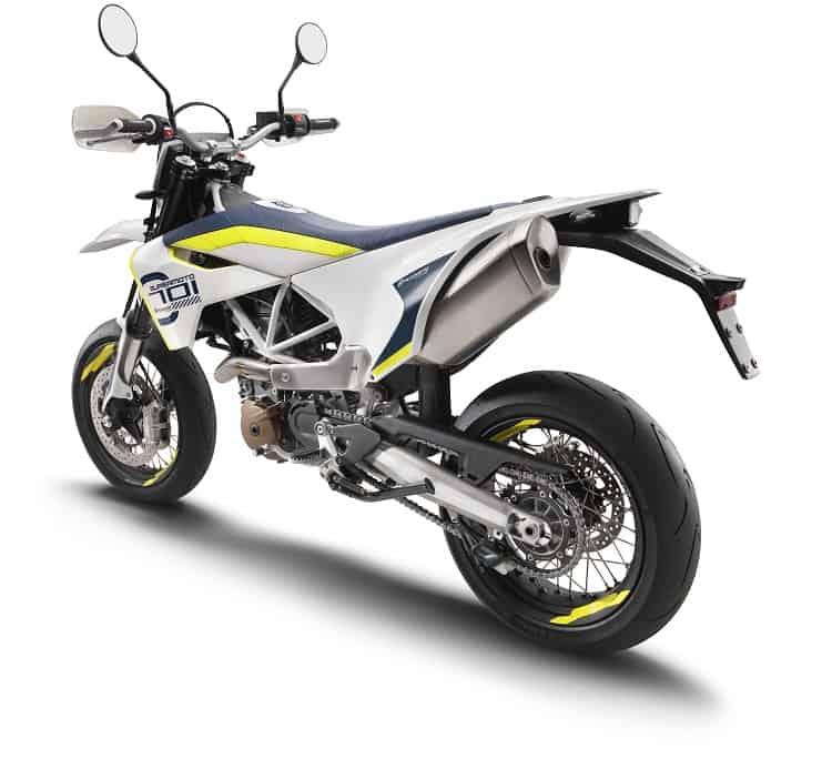Husqvarna 701 Supermoto - Best Supermoto Bikes