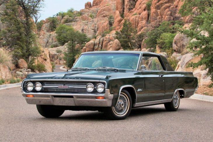 Classic Oldsmobile - 1964-1965 Jetstar I