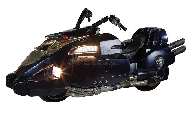Judge Dredd Motorcycle Lawmaster 2