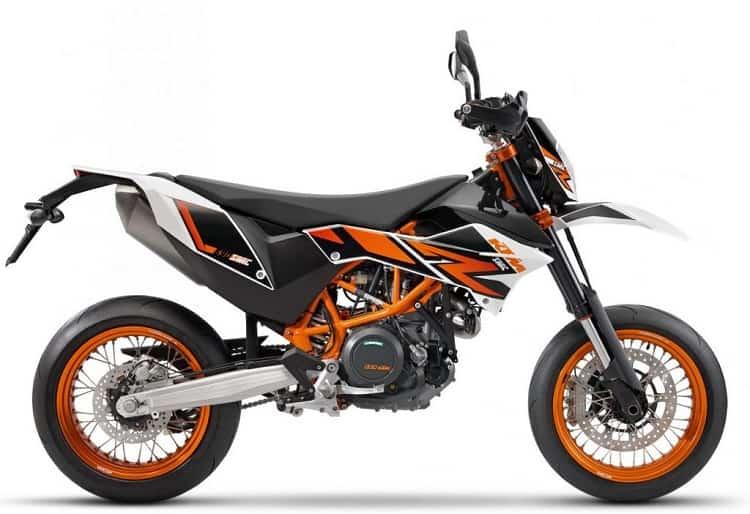 KTM 690 SMC R (1) - Best Supermoto Bikes