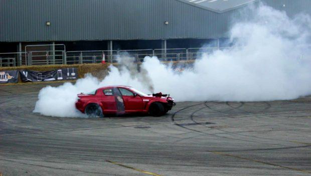 Mazda Cummins RX8