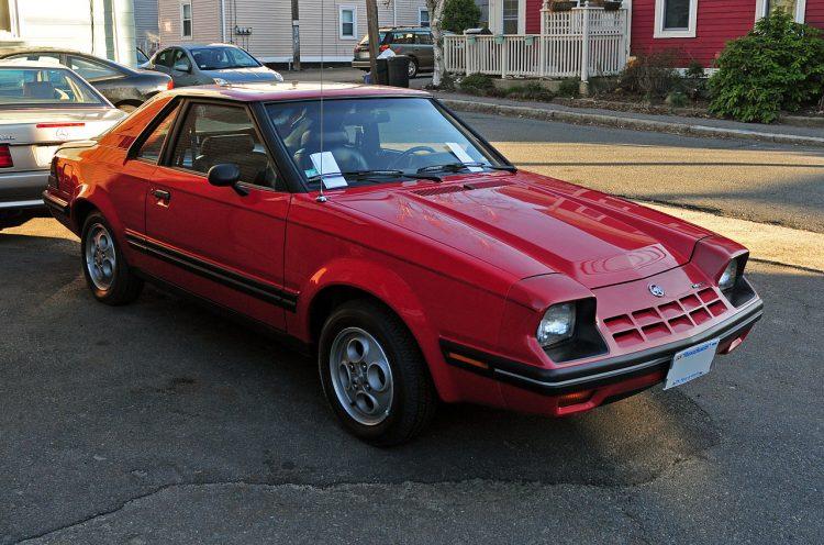 Forgotten Classic Mercury Cars - 1982-1983 LN7