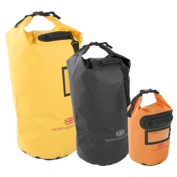 Motorcycle Camping Gear - Dry Bags