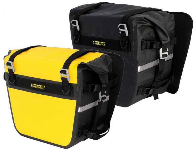 Motorcycle Camping Gear - Nelson-Rigg Saddlebags