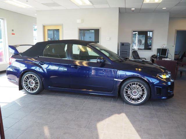 Subaru Convertible 2