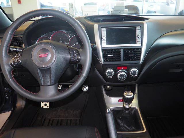 Subaru Convertible 4