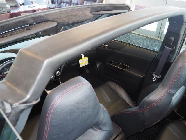 Subaru Convertible 5