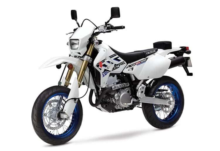 Suzuki DR-z400SM (2) - Best Supermoto Bikes