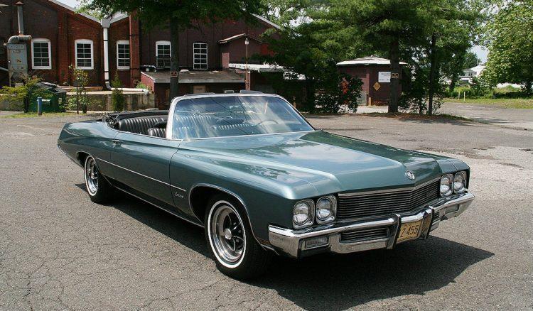 Old Buick Models - 1971-1973 Centurion