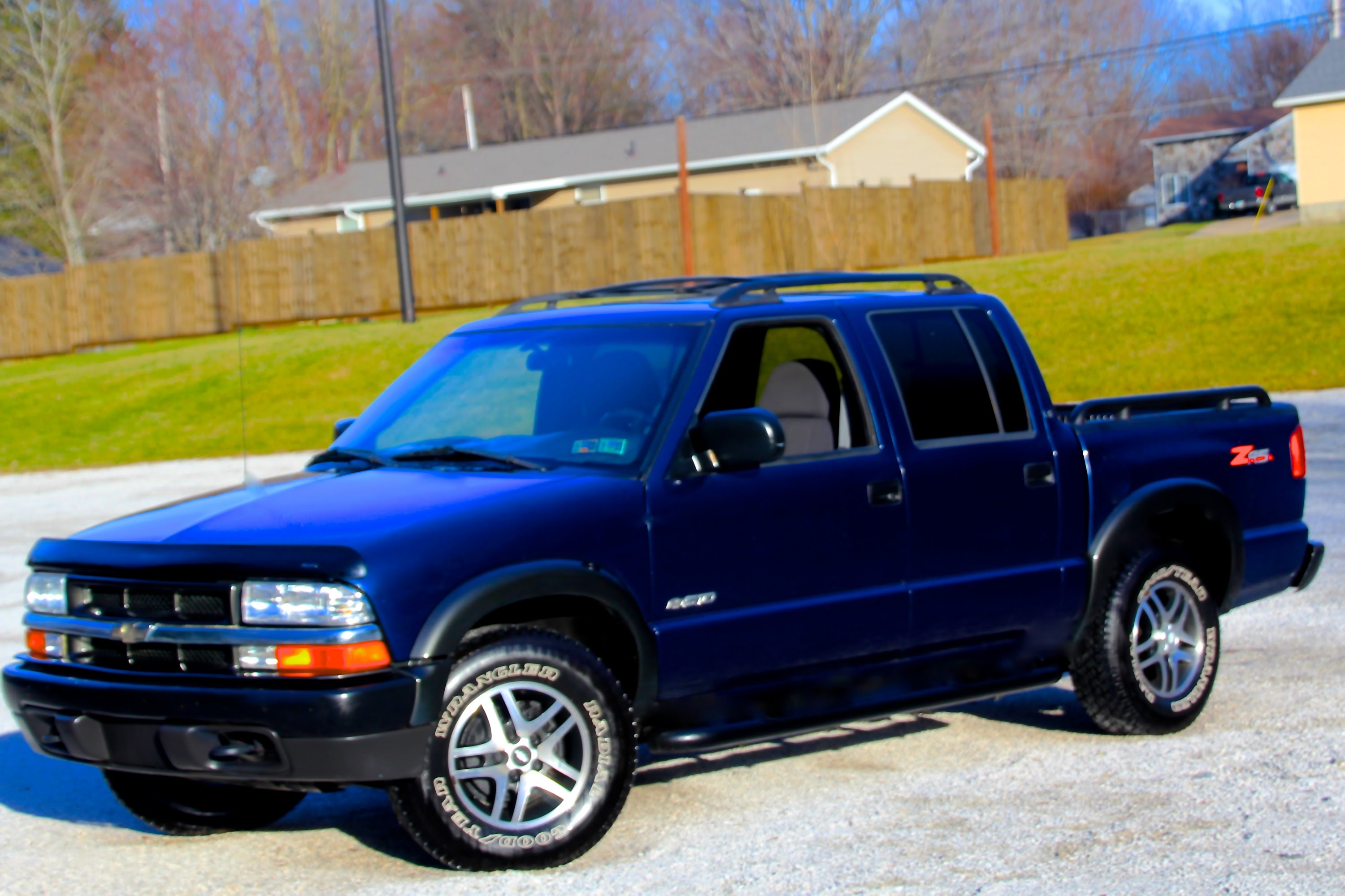 Chevrolet S 10 The Greatest Of Little Trucks