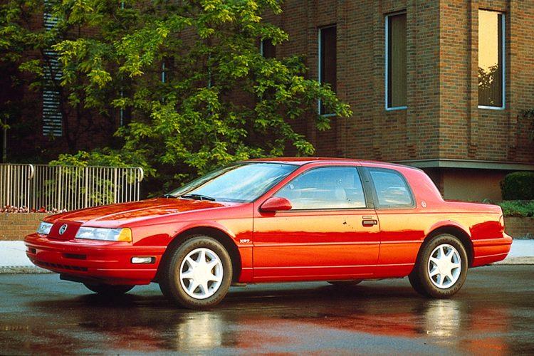 Forgotten Classic Mercury Cars - 1989-1990 Cougar XR-7 V6