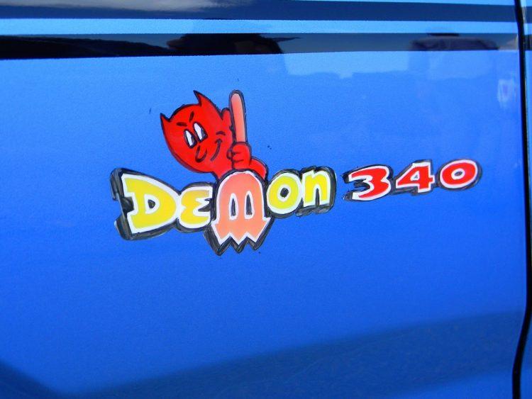 Dodge Classic Cars - 1971-1972 Dart Demon 340