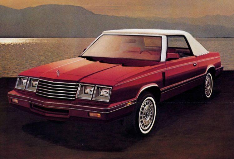 Dodge Classic Cars - 1982-1983 Dodge 400