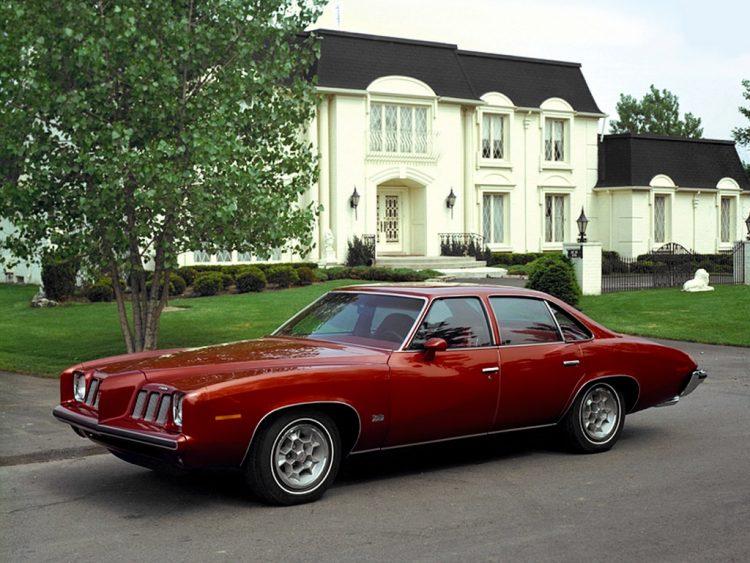Obscure Pontiac Models - 1973-1975 Grand Am