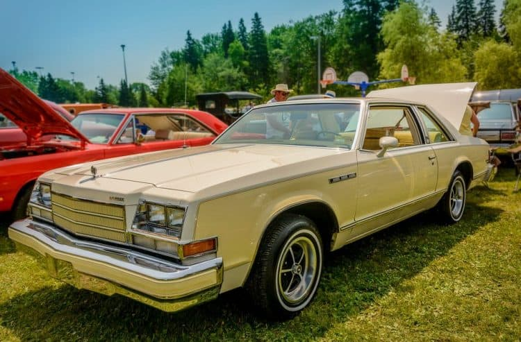 Old Buick Models - 1979 LeSabre Palm Beach