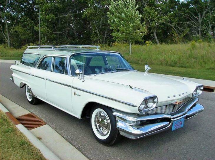 Dodge Classic Cars - 1960 Matador Wagon