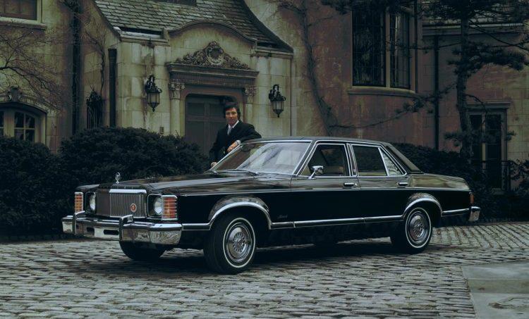 Forgotten Classic Mercury Cars - 1975-1976 Grand Monarch Ghia
