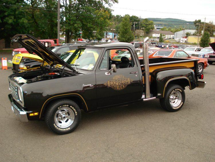 Dodge Classic Cars - 1978 Midnite Express