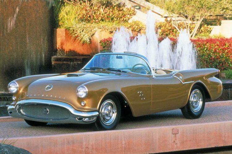 Classic Oldsmobile - 1954 F-88