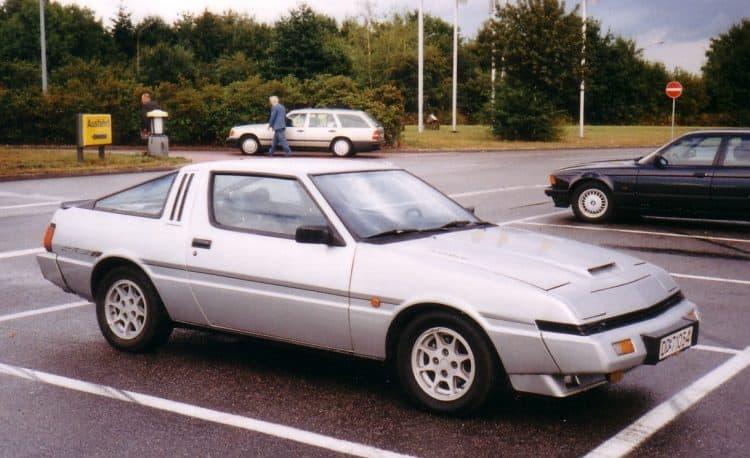 Plymouth Classic Cars - Plymouth Conquest aka Mitsubishi Starion