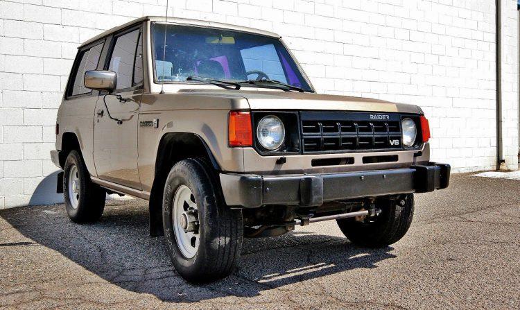 Dodge Classic Cars - 1987-1989 Raider