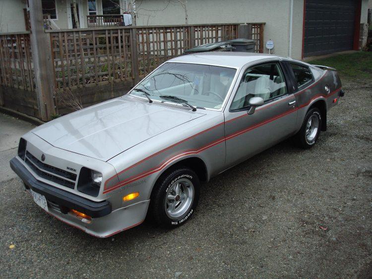 Old Buick Models - 1979-1980 Skyhawk Roadhawk