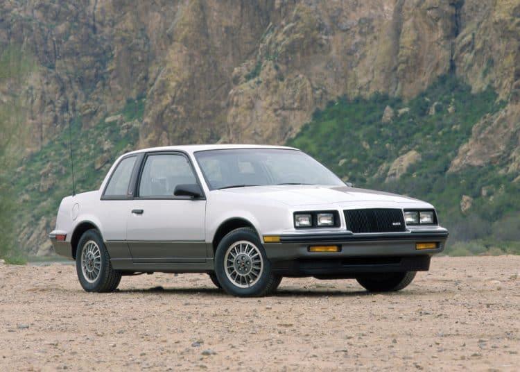 Old Buick Models - 1985-1987 Somerset