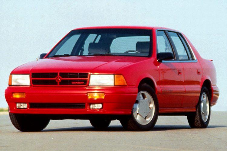 Dodge Classic Cars - 1991-1992 Spirit R/T