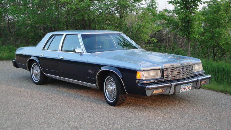 Dodge Classic Cars - 1979-1981 St Regis