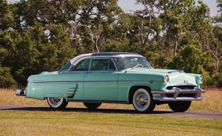 Forgotten Classic Mercury Cars - 1954-1955 Montclair Sun Valley
