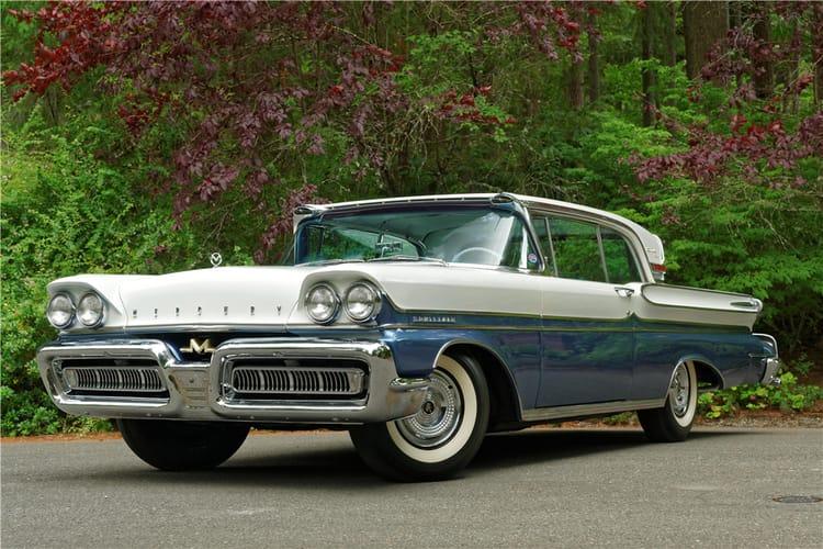 Forgotten Classic Mercury Cars - 1957-1958 Turnpike Cruiser