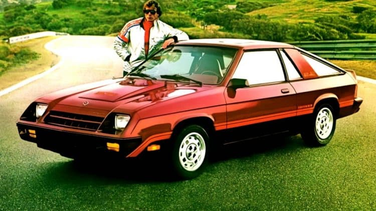 Plymouth Classic Cars - Plymouth Horizon TC3