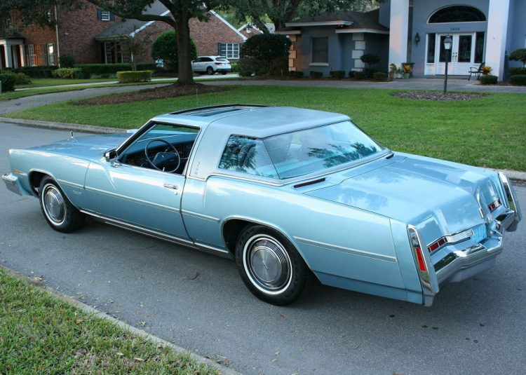 Classic Oldsmobile - 1977-1978 Toronado XS
