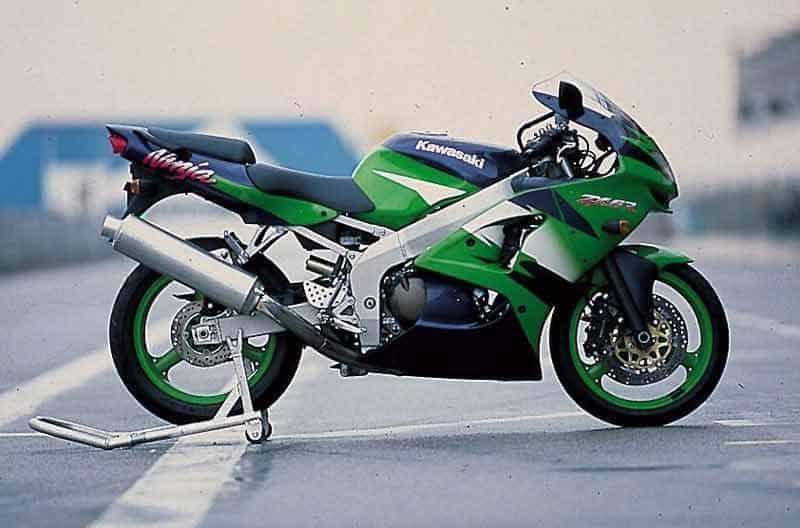 03. '98 Kawasaki ZX-6R - Best 600cc Motorcycle